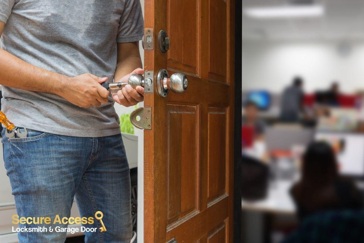 Emergency Locksmith services - Secure Access Locksmith & Garage Doors