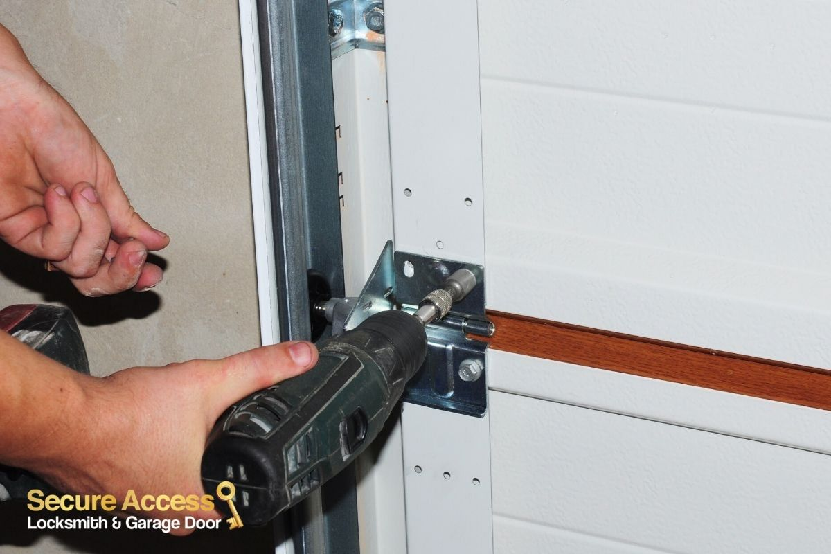 Garage Door Repair- Secure Access Locksmith & Garage Door