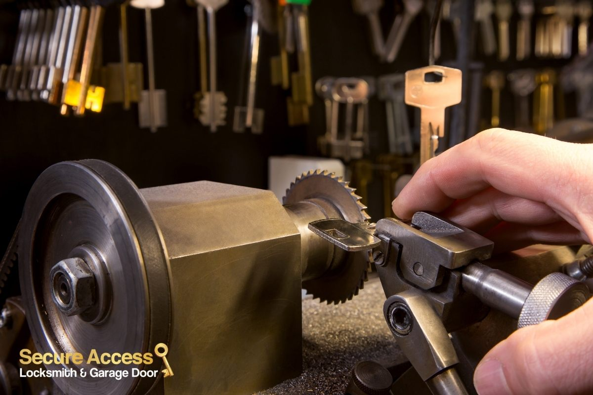 Residential Locksmith - Secure Access Locksmith & Garage Door Service