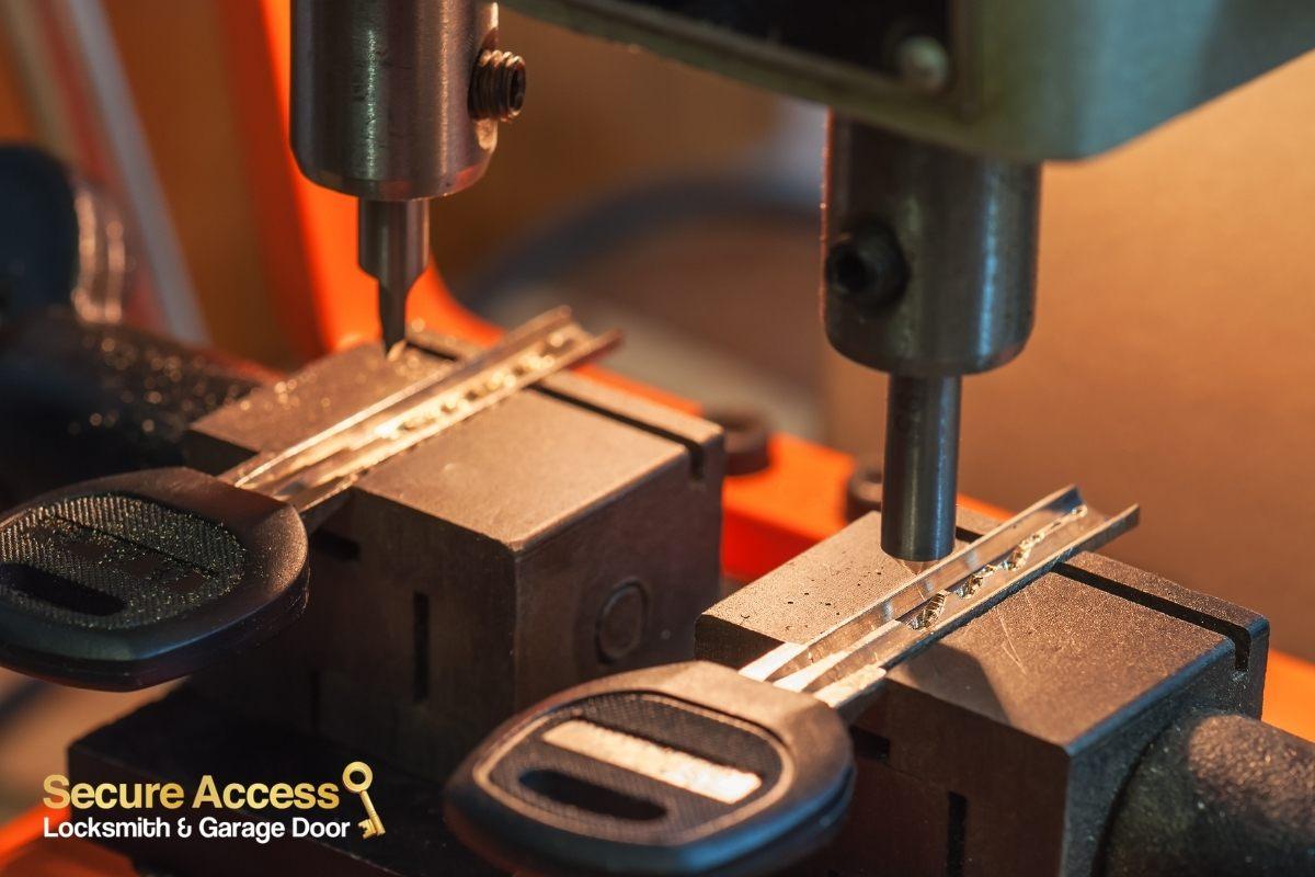 Residential Locksmith services - Secure Access Locksmith & Garage Door