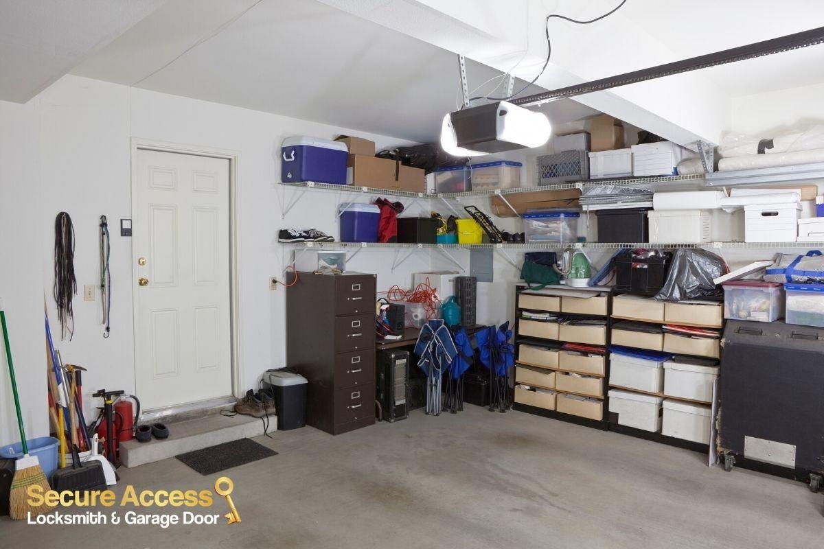 Secure Access Locksmith & Garage Door - Opener Repair